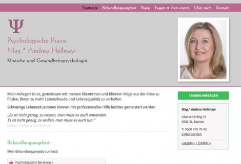 Psychologie-Hellmayr