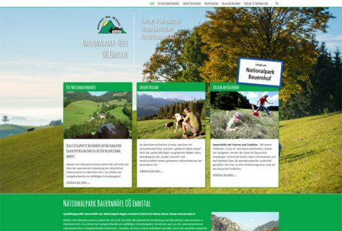 Nationalpark-Höfe