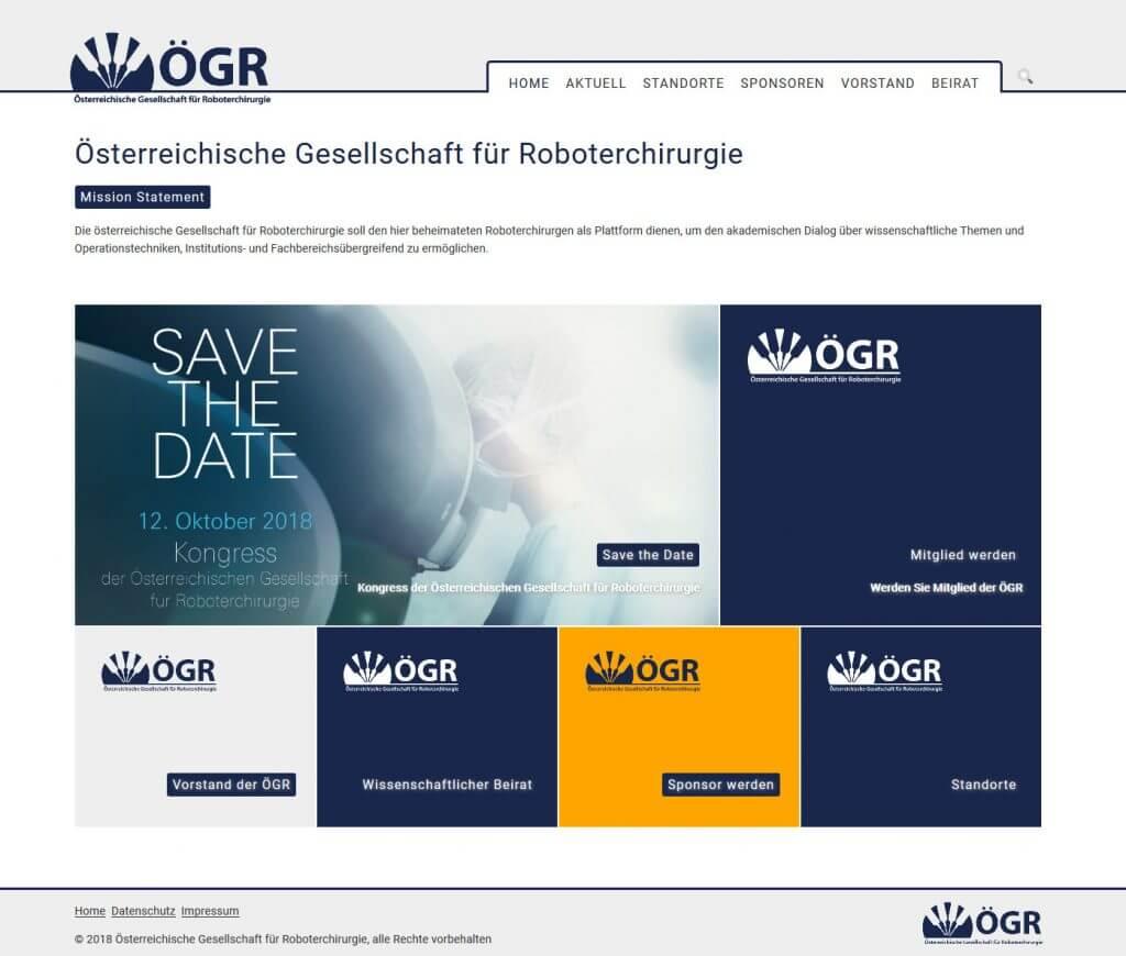 Österreichische Gesellschaft für Roboterchirurgie