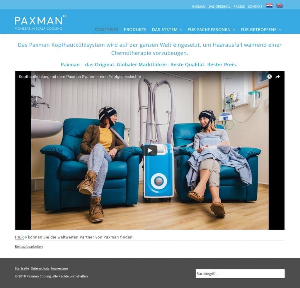 Paxman Cooling